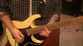 Van Halen - Runnin With The Devil - CVT Guitar Lesson by Mike Gross - How To Play - Tutorial