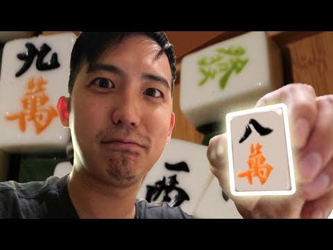 We ate MAHJONG Candy Desserts in China! | Vlog