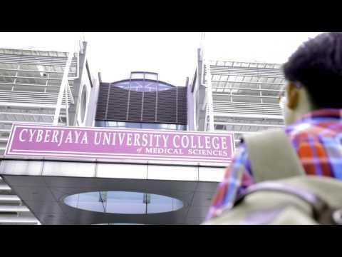 Cyberjaya University College of Medical Sciences - Short Advert