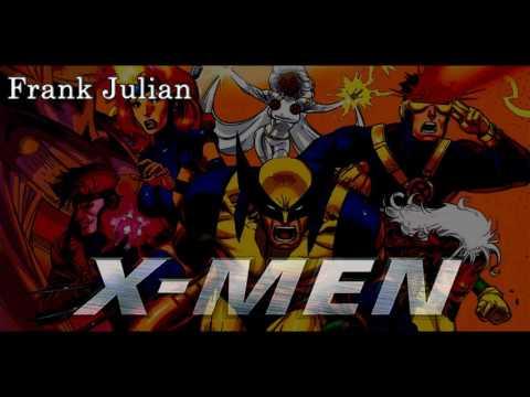Frank Julian meets X-MEN: Cartoons / Mutant (Cyclops) Apocalypse (Medley Metal Cover)