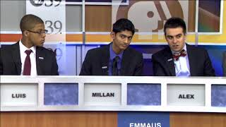 PBS39 Scholastic Scrimmage: Notre Dame vs Emmaus