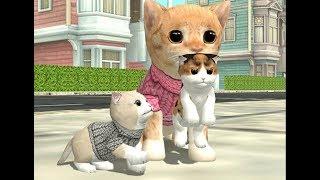 Кошки Онлайн игра симулятор