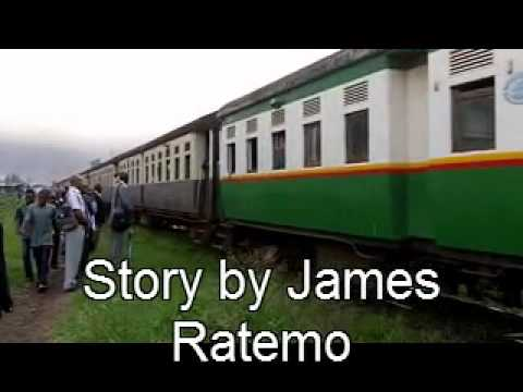 Rail transport in Kenya