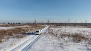 Тест-драйв Mitsubishi Pajero Sport. Видео с квадрокоптера(Модель Pajero Sport, представленная Миру в 1996-м ,была призвана дифференцировать линейку внедорожников с именем..., 2017-03-04T06:30:01.000Z)