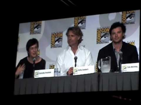 2010 Smallville Comic-Con Panel - Part 3
