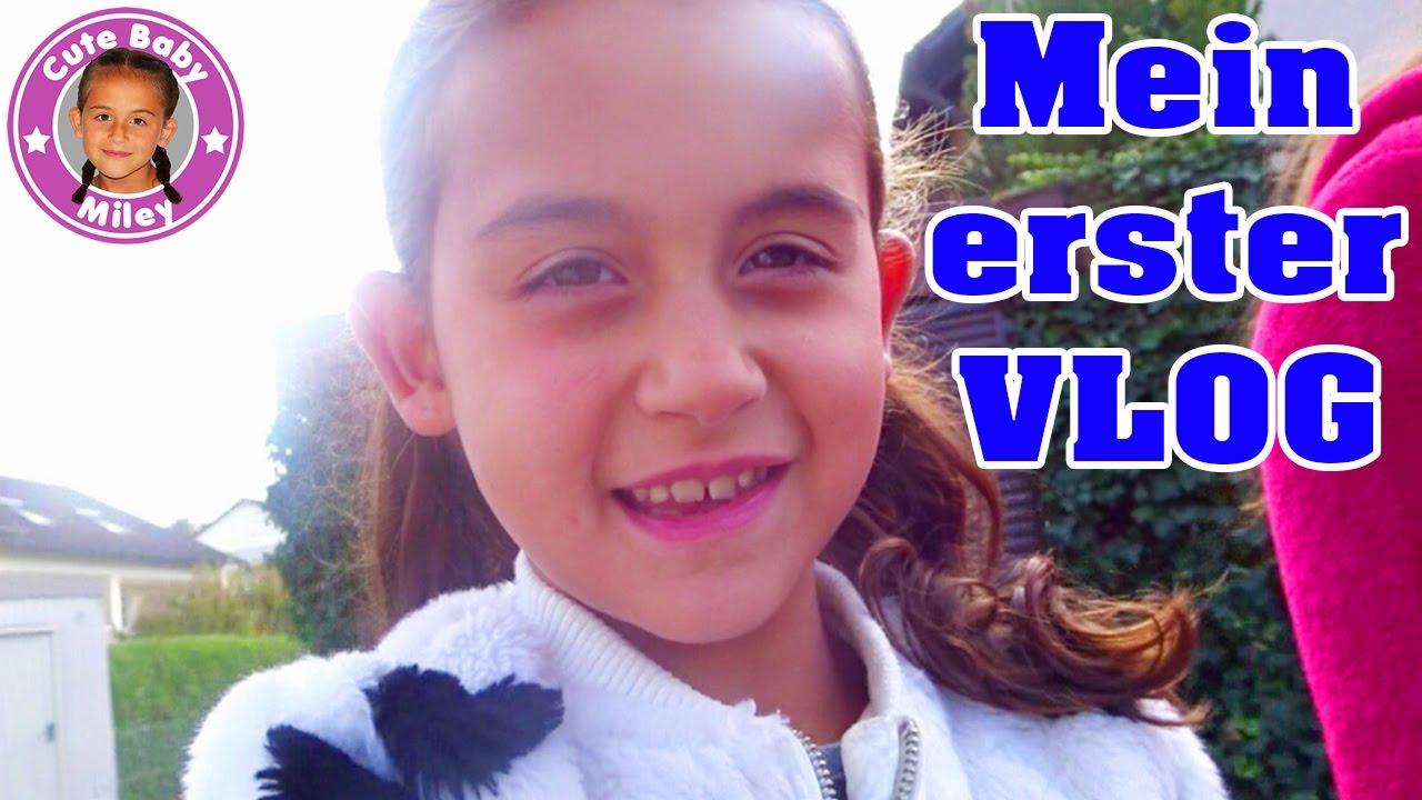 MILEYS ERSTER VLOG ALLEINE | ein Tag aus Mileys Welt ...