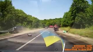 'Without a Seatbelt'   Horrifying Ejection Car Crashes   2017 Compilation