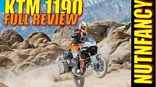 World' Best Adventure Bike: KTM 1190 [Full Review] thumbnail
