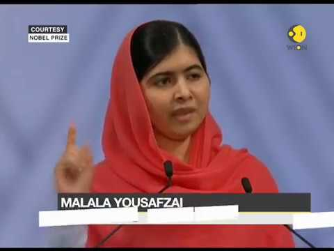 Tracing Malala Yousafzai's Journey From Pakistan's Swat Valley To Nobel Prize