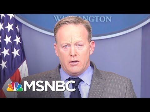 Sean Spicer Keeps On Lying, Now At Harvard | All In | MSNBC