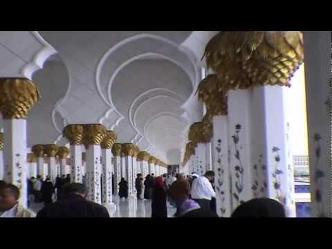 Abu Dhabi Grand Mosque Sheikh Zayed Bin Sultan Al Nahyan