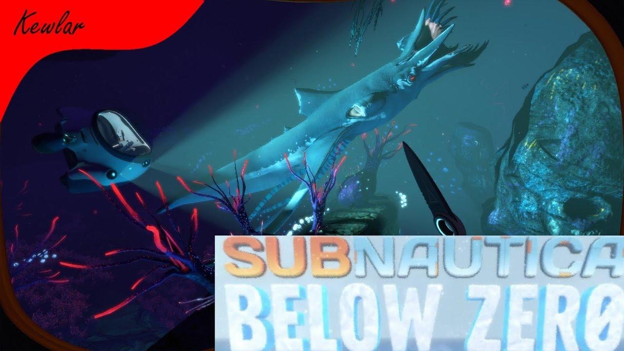 Subnautica Below Zero Gameplay Kewlar81 Youtube