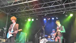 The Tightropes - black coffee blues @ woodstock aan de waal 2012