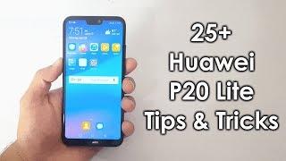 25+ Huawei P20 Lite Tips & Tricks! Hidden Features