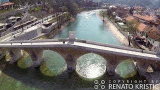 Konjic, zračni snimci | Promo | 2014 (1080p)