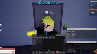 ROBLOX Area 47 -- Site Director & SCP Breach