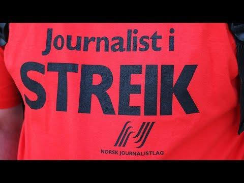 Partene i NRK-konflikten møter pressen
