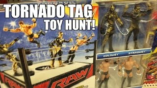 WWE ACTION INSIDER: Exclusive TORNADO TAG TEAM set FOUND at KMART! NWO Stackdown!