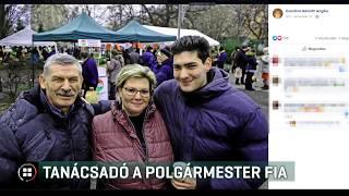 Tanácsadó a rákospalotai polgármester fia 19-11-15