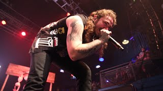 """(HD) Post Malone LIVE! Full Set """"White Iverson, Congratulations, Too Young, Rockstar & MORE!"""