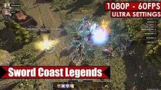 Sword Coast Legends gameplay PC HD [1080p/60fps]