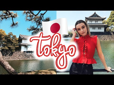 FIRST TIME IN TOKYO