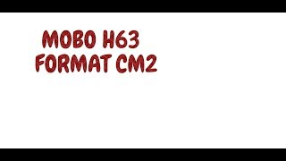 Download Video/Audio Search for h63 mobo , convert h63 mobo to mp3