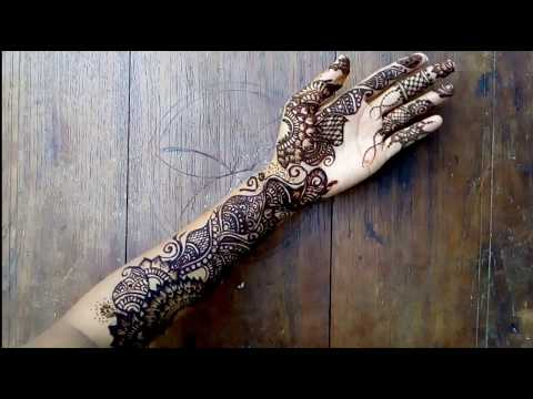 Ramzan Special    Full Hand Mehndi Design 2018   Ramadan   Ramazan
