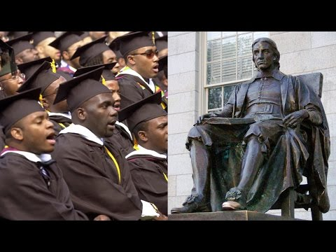 Harvard University Holds Black Only Graduation Ceremony, What if It Were White Only?