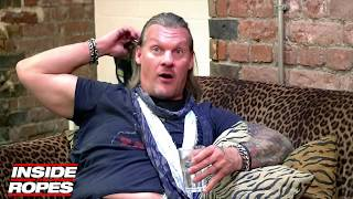 Chris Jericho EXPLAINS Why He Won't Work NJPW In US & If He's Going ALL IN?!