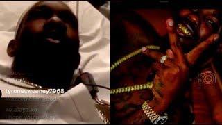 Kodak Black Ex Affiliate Koly P Shot Again Florida Da New Chicago..DA PRODUCT DVD
