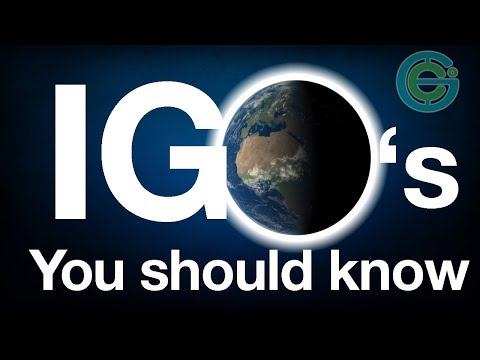 The world's largest + most important IGOs you should know (Geography Now!)