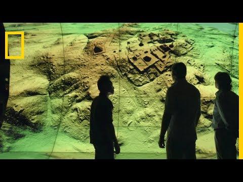 Le projet Lidar, découverte la cité maya enfouie