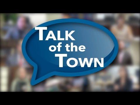Talk of the Town | Jenny Raitt on Working Groups