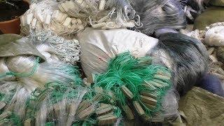 видео купить рыболовные сети цена
