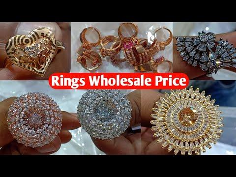 ऐसी-अगूठी-नहीं-देखी-होगी-आप-ने-।-fancy-ladies-girls-rings-wholesale-market-।-part-1