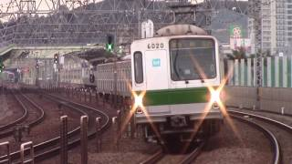 【鉄道 PV】 営団 6000系 ~ 旅立ちの日に~
