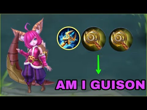 Nana Best Build In 2019 By Top 1 Global Mobile Legends