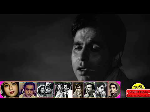 Tribute To Great DILIP KUMAR-Film-MADHUMATI-{1958}-Toote Hue Khwabon Ne Humko Ye - RAFI