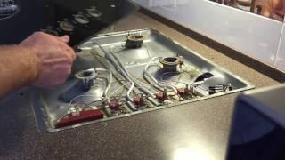 Як розібрати газову плиту