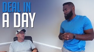 Wholesaling Real Estate | Deal In A Day