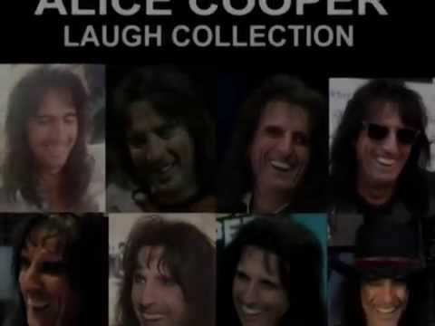The Best Alice Cooper Laugh Collection music