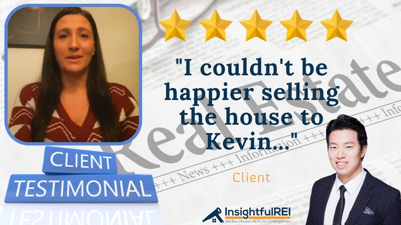 We Buy Houses In Citrus Heights | Sell House Fast | Jeanne - TESTIMONIAL