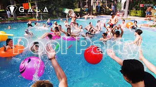 A la Pool Party que quieres ir    ► EFFECTS FILM