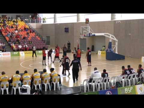 PNG vs. American Samoa - 2015 Pacific Games Mens Basketball