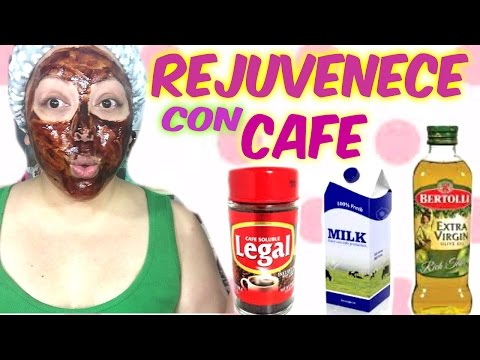 REJUVENECE CON CAFE!  YOUNGER WITH CAFE