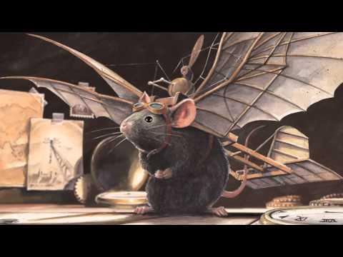 Lindbergh: Die abenteuerliche Geschichte einer fliegenden Maus YouTube Hörbuch Trailer auf Deutsch