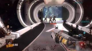 COD AW - Exo zombie: Descent ( DLC Descent ) + glitch point