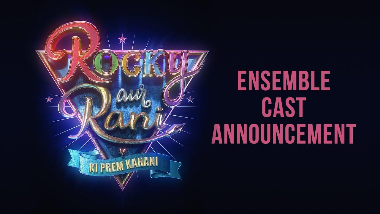 Rocky Aur Rani Ki Prem Kahani | Karan Johar | Dharmendra, Jaya Bachchan, Shabana Azmi, Ranveer, Alia