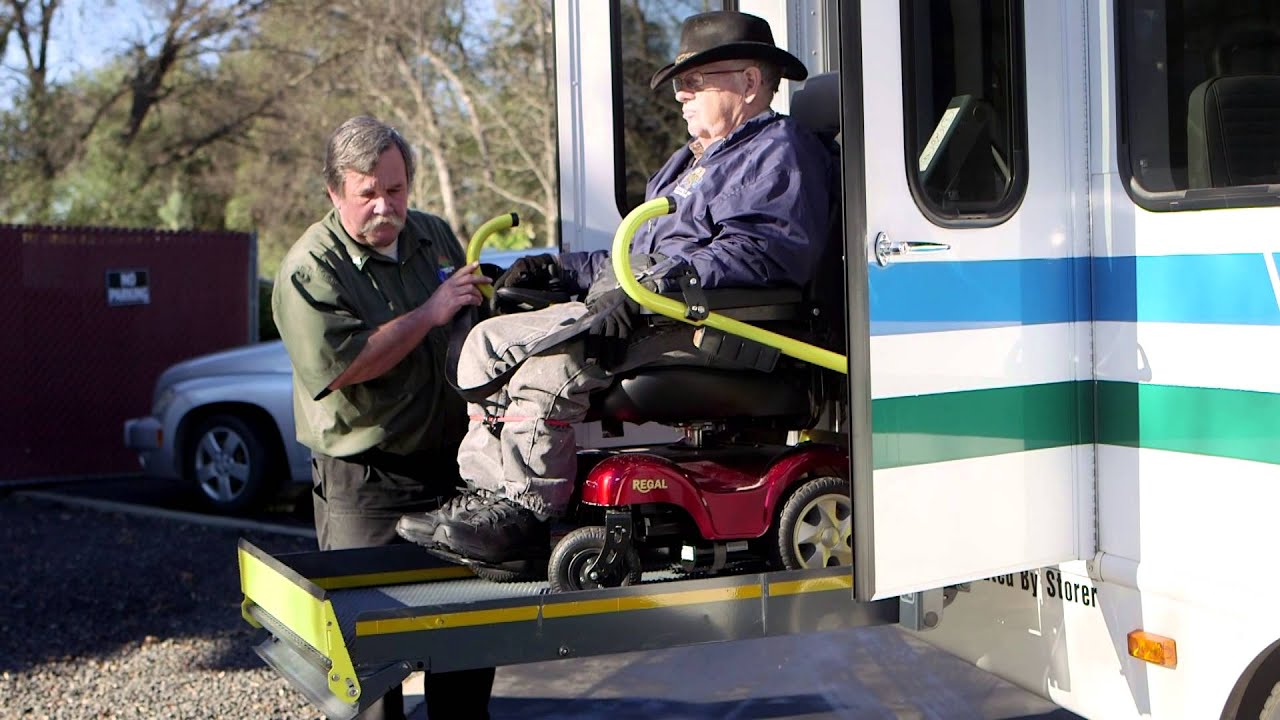 Dial-A-Ride - Tuolumne County Transit